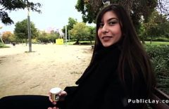 Traseista Agatata In Parc Face Sex Oriunde Porno Romanesc